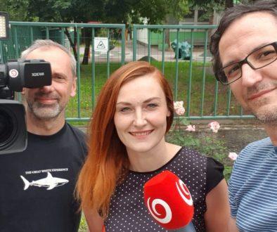 Romana Mrazova - Juraj Hajdin